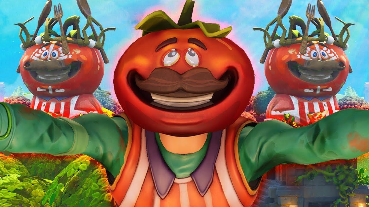 Tomato Temple