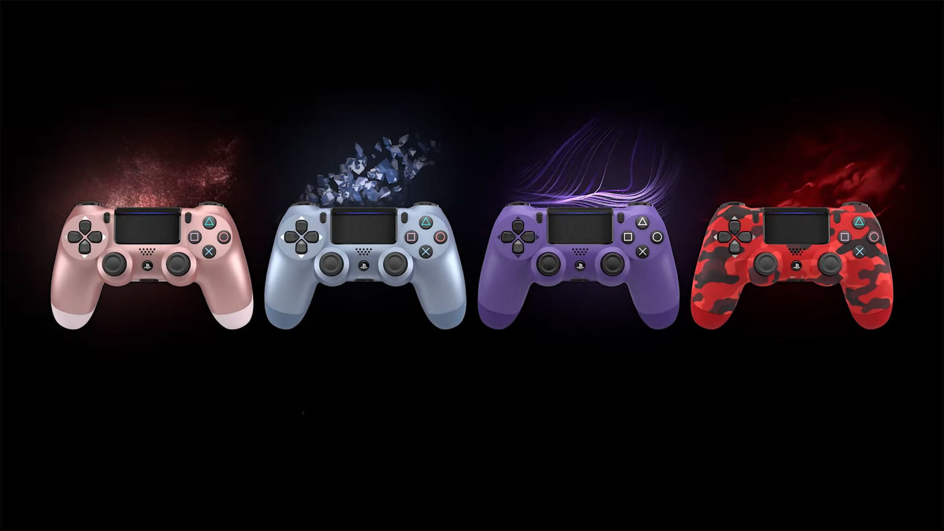 These New PS4 Controllers Are Beautiful And Available For Pre-Order