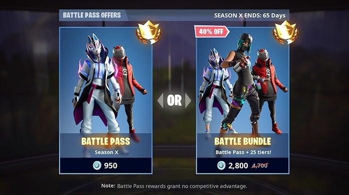 Fortnite Season X Battle Pass Breakdown