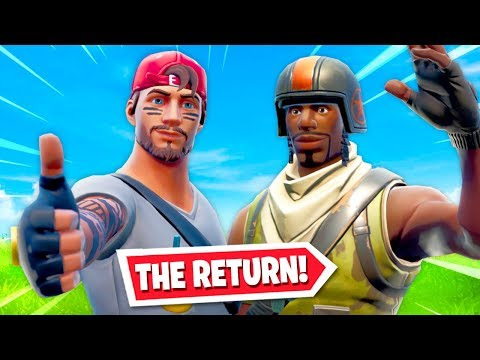 The Og Fortnite Duo Is Back Lewis :) (@fnbr.lewis) has created a short video on tiktok with music original sound. the og fortnite duo is back