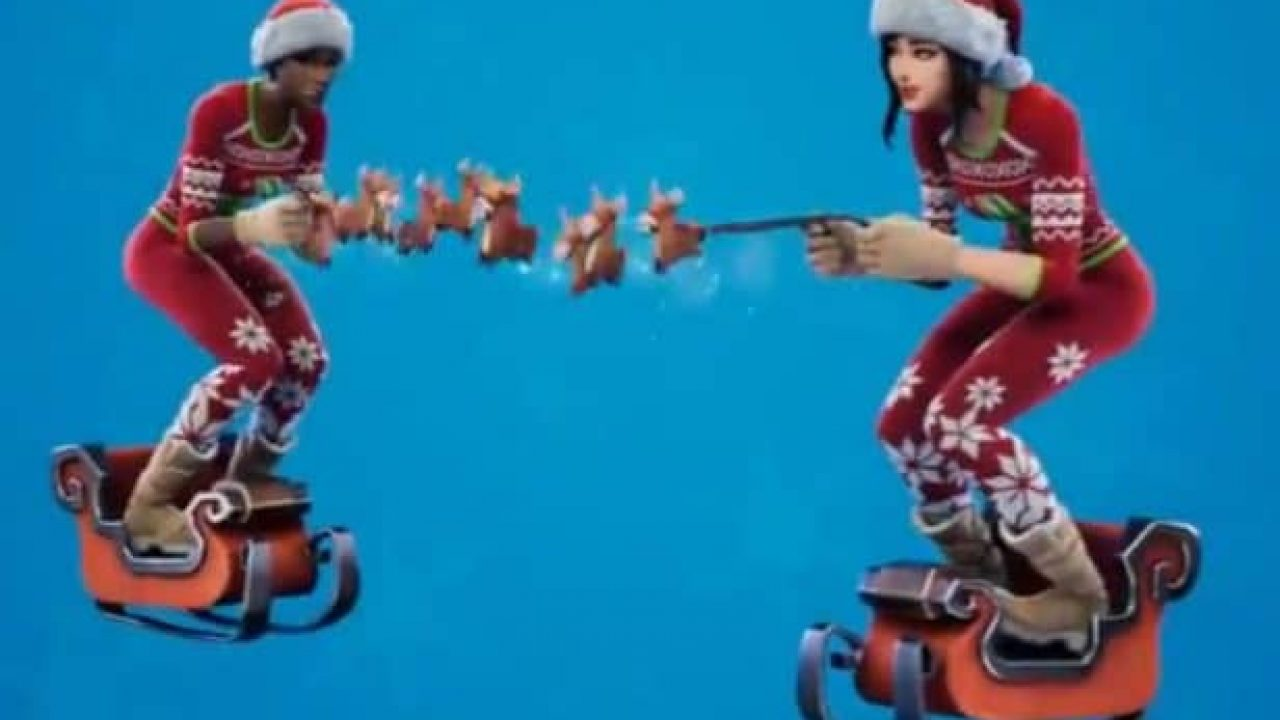 New Winterfest Fortnite Christmas Skin Leaked By Epic Games Could Be In Today S Item Shop Battle royale and save the world. new winterfest fortnite christmas skin