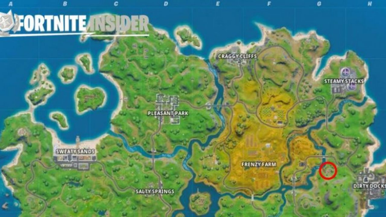 Fortnite Hydro 16 And Compact Cars Locations How And Where To