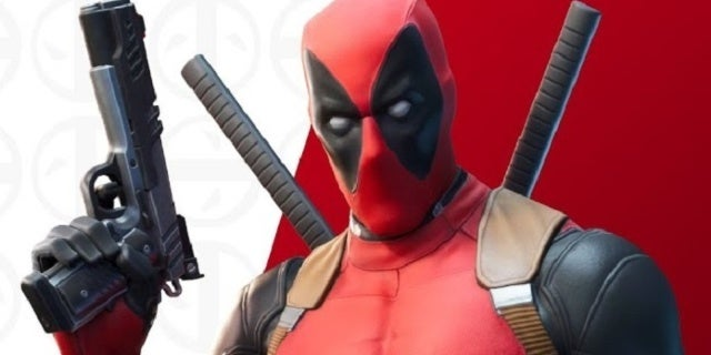 Fortnite's Deadpool Skin Is Live, Here's How to Unlock It