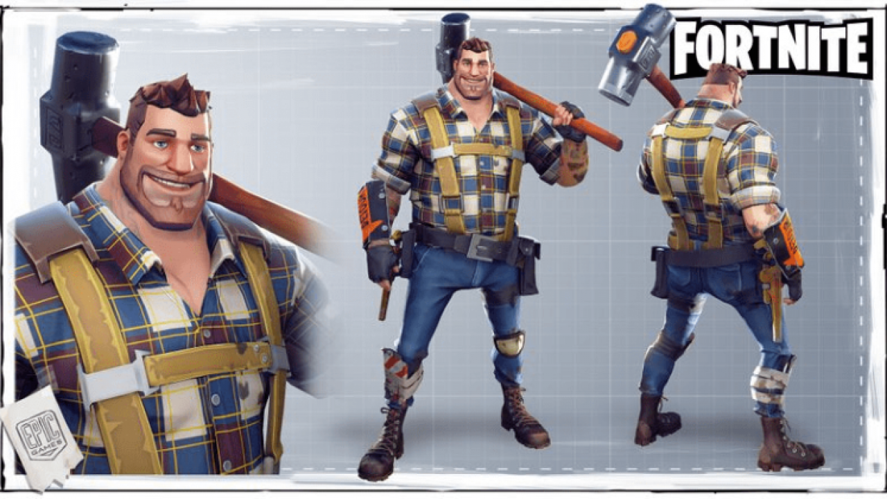 epic tease new fortnite constructor penny skin coming to the item shop fortnite constructor penny skin coming