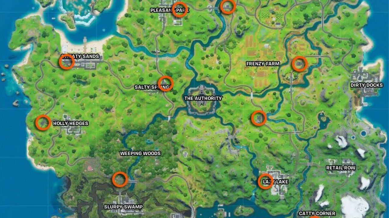 Where To Find Vehicles And How To Drive Them In Fortnite Chapter 2 Season 3