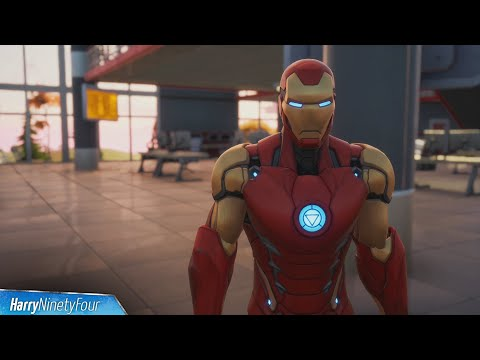 Eliminate Iron Man At Stark Industries Location Fortnite Next, the fortnite iron man challenges require you to simply use any upgrade bench on the map. eliminate iron man at stark industries