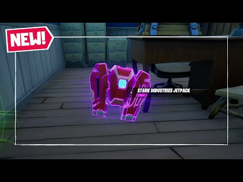 How To Get New Stark Industries Jetpack In Fortnite Chapter 2 Season 4 How To Use New Jetpack Fortnite jetpack update (14.50) подробнее. how to get new stark industries jetpack