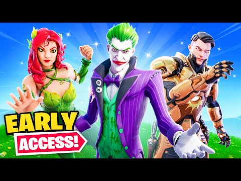 New Joker Skin In Fortnite Early Access By joseph knoop 26 september 2019. new joker skin in fortnite early access