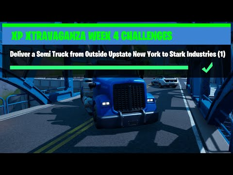 Deliver A Semi Truck From Outside Upstate New York To Stark Industries Xp Xtravaganza Week 4 It shouldn't be difficult to find chests in such a big space. stark industries xp xtravaganza week