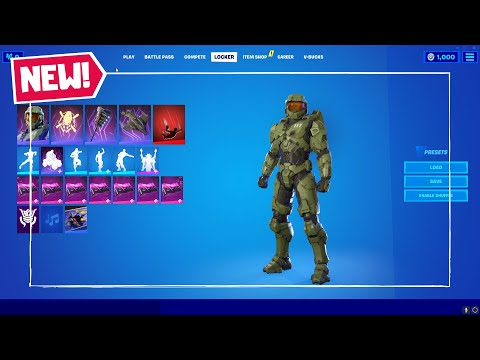 New Fortnite X Halo Master Chief Skin Gravity Hammer Pickaxe Unsc Pelican Glider Lil Warthog 11.12.2020 · fortnite now has a creative map based on halo's classic blood gulch map where you can play a capture the flag like the good old days. new fortnite x halo master chief