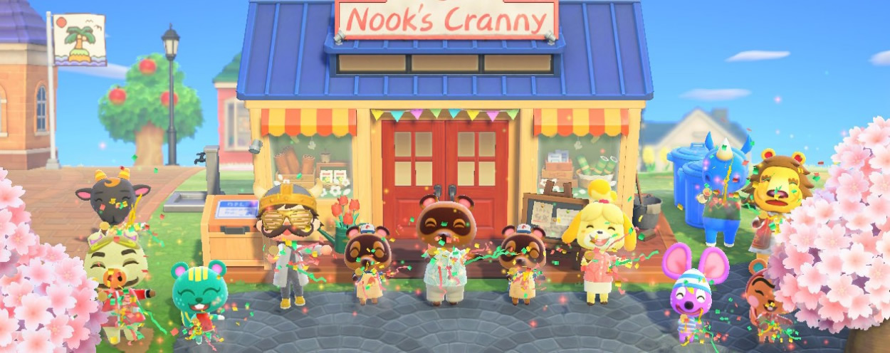 Animal Crossing New Horizons: How To Unlock & Upgrade Nook's Cranny Store