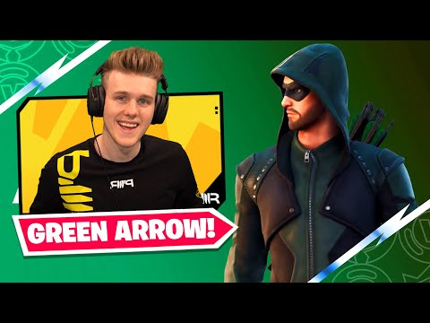 Q6bzkgyfpbdqmm Browse the rare green arrow skin. https www fortniteboards com 2021 01 02 green arrow in fortnite new crew pack live