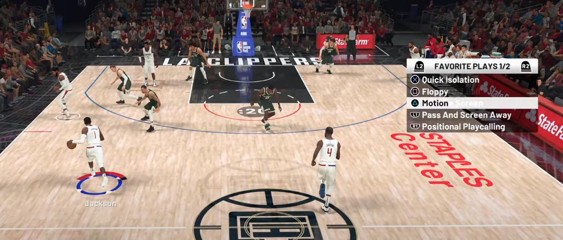 NBA 2K21 Freelance Offense Guide