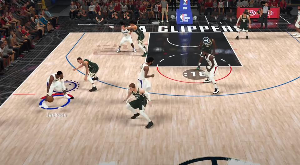 NBA2K 21 Best Offensive Tip & Advance Settings