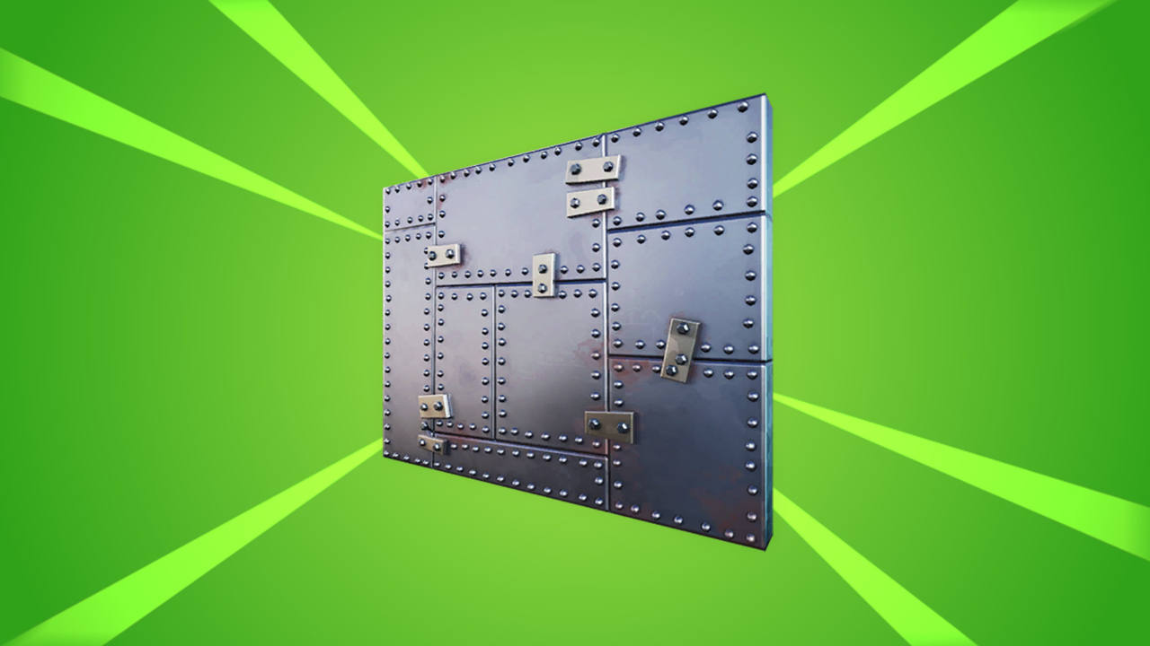 Leak: Armored Wall Trap Coming to Fortnite
