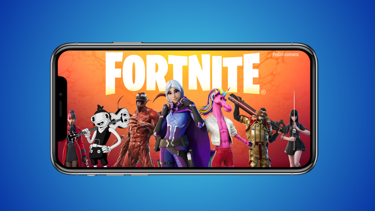 Fortnite might be returning to iOS soon, Epic CEO hints